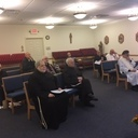 Friars at St. Christopher Friary, Boston Gather for a Day of Recollection